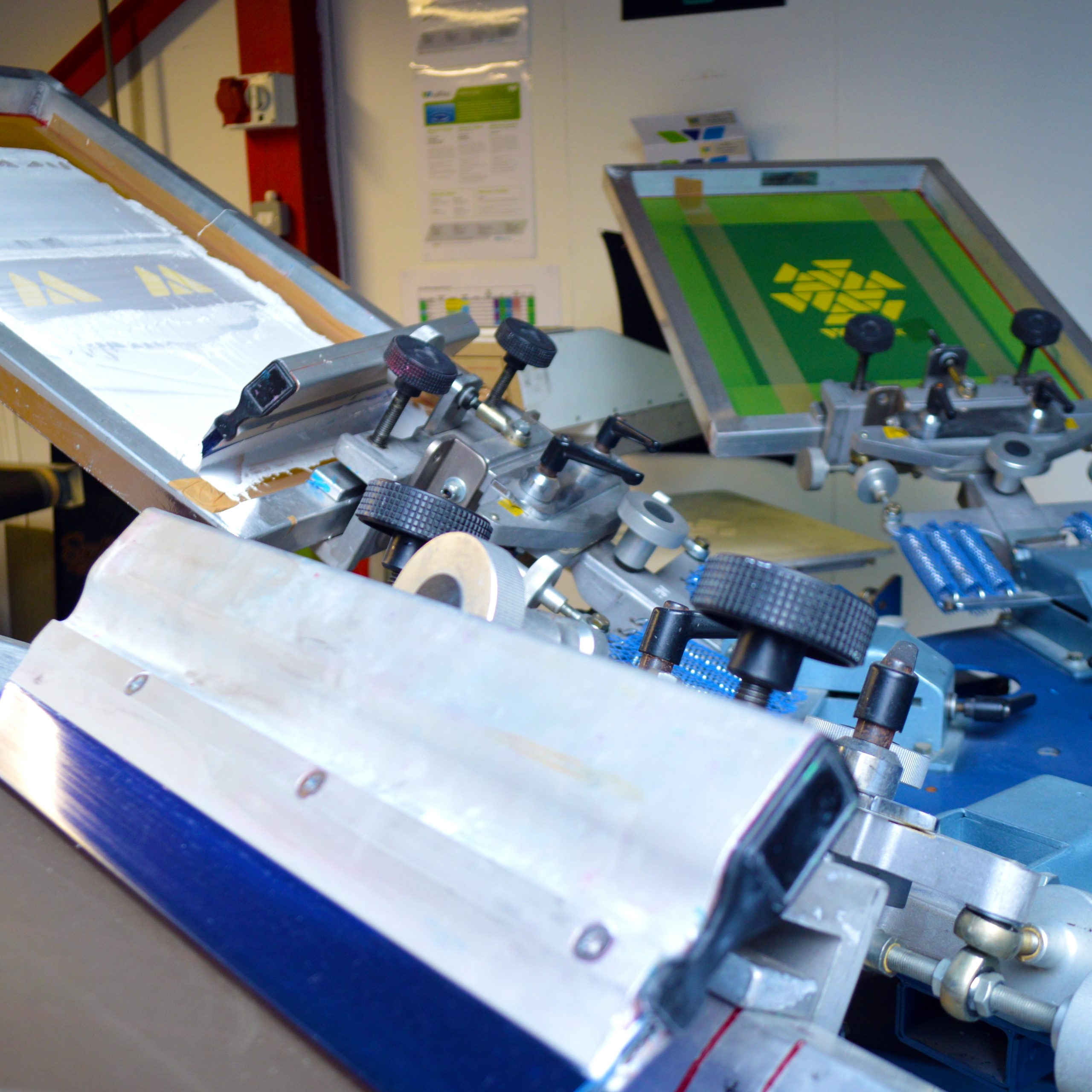 Screen Printing Supplies